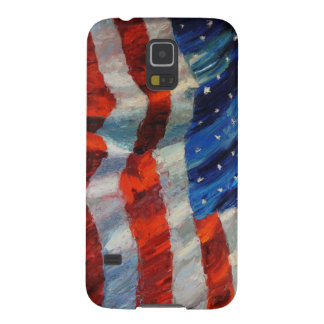 "Troy Collins ""Old Glory"" Galaxy S5 Cover"
