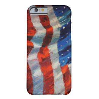 "Troy Collins ""Old Glory"" iPhone 6 protective case"