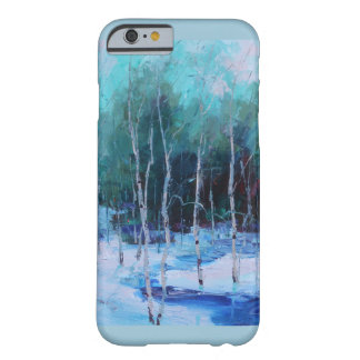 "Troy Collins ""Winter Beauty"" Barely There iPhone 6 Case"