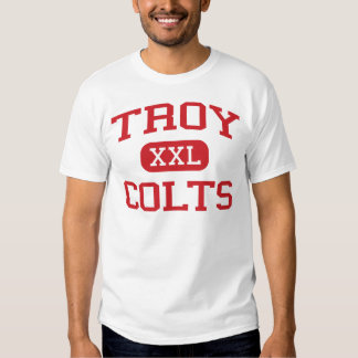 Troy - Colts - Troy High School - Troy Michigan T-shirt