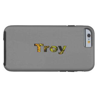 Troy Customized Style iPhone case