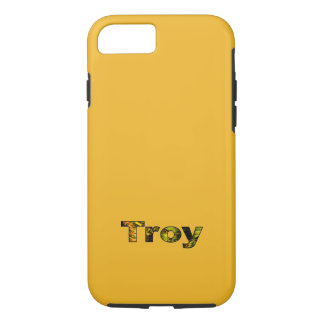 Troy Customized Style iPhone cover
