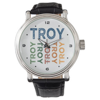 Troy Cute Colorful Wristwatch
