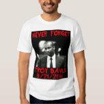 Troy Davis, Never Forget -- T-Shirt