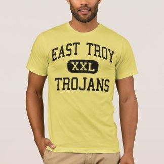Troy del este - Trojan - joven - Troy del este Playera