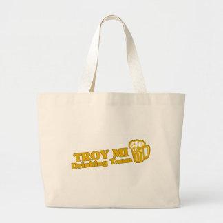 Troy Drinking Team tee shirts Bag