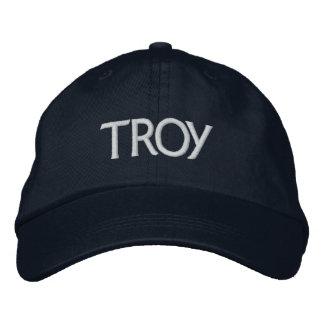 Troy Gorra De Beisbol