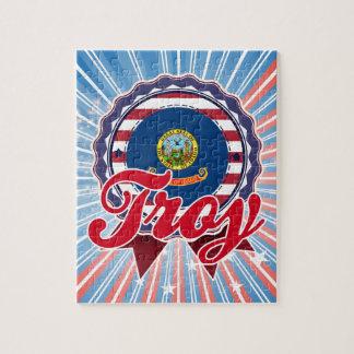 Troy, ID Jigsaw Puzzles