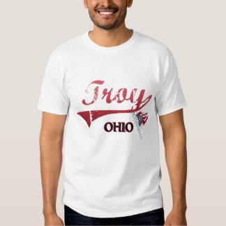Troy Ohio City Classic T-shirt