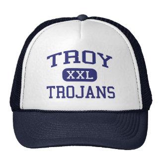 Troy - Trojan - High School secundaria de Troy - T Gorra