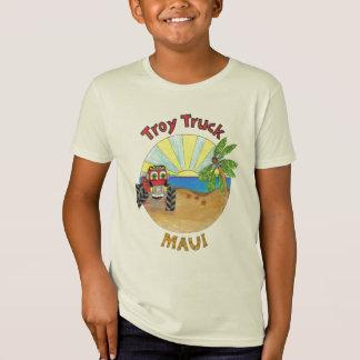 Troy Truck Explores Maui T-Shirt
