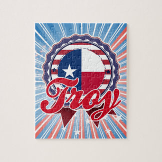 Troy, TX Puzzles