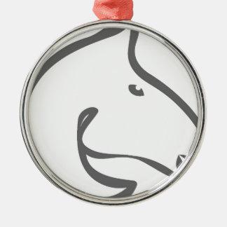 Troya..trump.jpg Metal Ornament