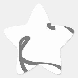 Troya..trump.jpg Star Sticker