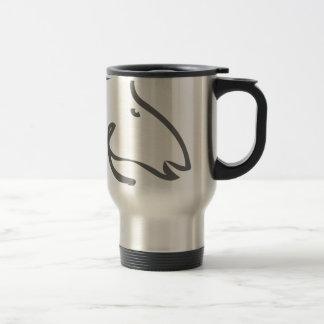 Troya..trump.jpg Travel Mug