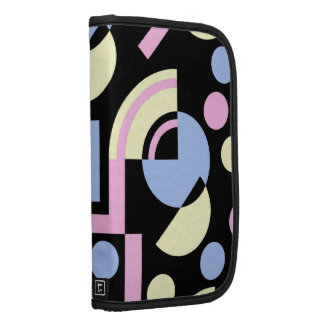 TROYAN in BLACK and PASTELS Folio Planners