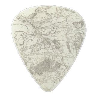 Troyes Acetal Guitar Pick