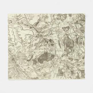 Troyes Fleece Blanket
