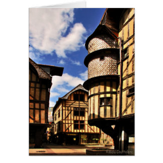 Troyes, France Greeting Card
