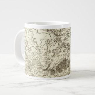 Troyes Large Coffee Mug