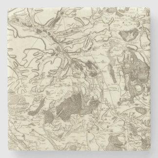 Troyes Stone Coaster