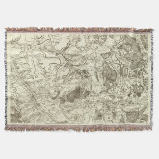 Troyes Throw Blanket