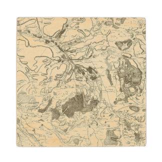 Troyes Wood Coaster