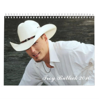 Troys Calendar For 2010
