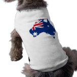 Trozo de Australia, Australia Ropa De Perros