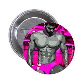 Trozo PNK de la tina caliente Pin