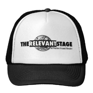 TRS Cap Trucker Hat