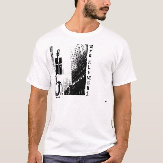 Tru, Element, New York, T-Shirt