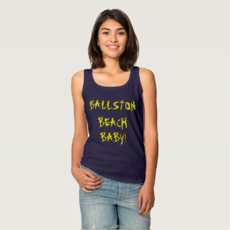 TRU GEAR - BALLSTON BEACH, BABY! TANK TOP