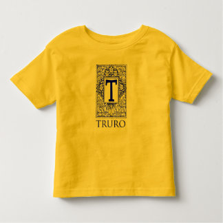 TRU GEAR - TRURO MONOGRAM TODDLER T-SHIRT
