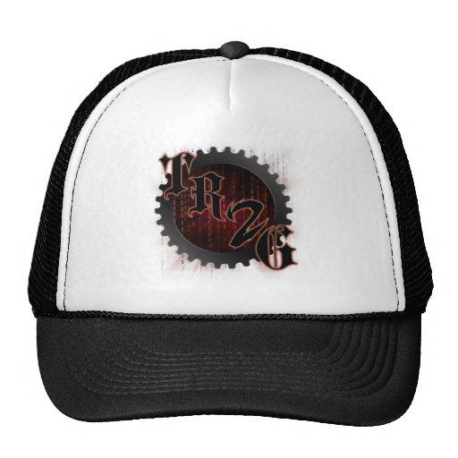 """TRu """"Matrix Gear"""" Logo Trucker Hat"""