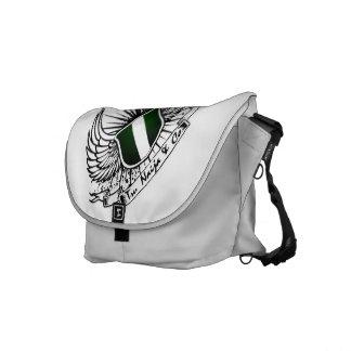 TRU NAIJA & Co Courier Bag