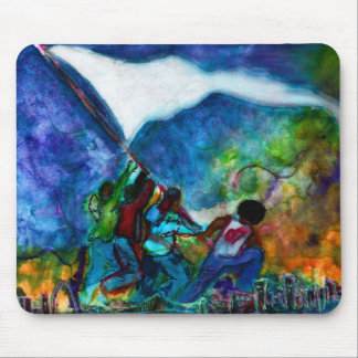 truce mouse pad