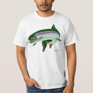 Trucha arco iris II Remeras