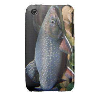 Trucha de arroyo - cubierta del iPhone 3GS iPhone 3 Cárcasa