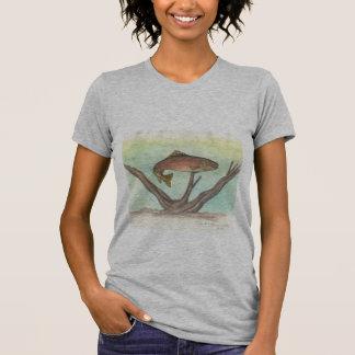 Trucha de Brown Camisetas