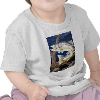 Trucha de Brown Camiseta