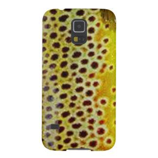 Trucha de Brown por Patterwear© Fundas De Galaxy S5