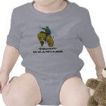 Trucha Wrangler del bebé Camiseta