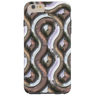 Truchet 1&2 Options Tough iPhone 6 Plus Case