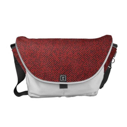 Truchet R&B Messenger Bags