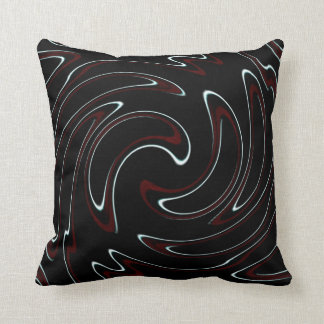 Truchet Swirl Pillow