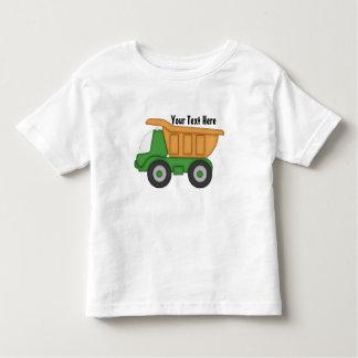 Trucj verde adaptable playera de bebé