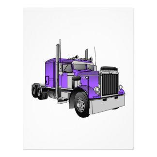 Truck 1 letterhead