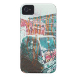 Truck-A-Licious Bang ( graffiti Love ) Case-Mate iPhone 4 Cases