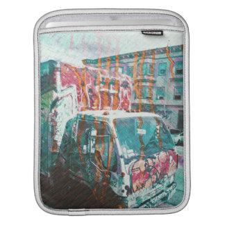 Truck-A-Licious Bang graffiti Love Sleeve For iPads